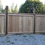 Cedar Fencing 2