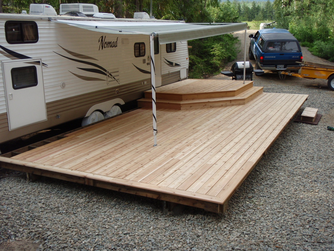 Cool RV Lodge DeckScreen Room Ideas Pinterest Keys Campers And